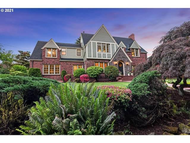 6326 SE Reed College Pl, Portland, OR 97202 (MLS #21007273) :: McKillion Real Estate Group
