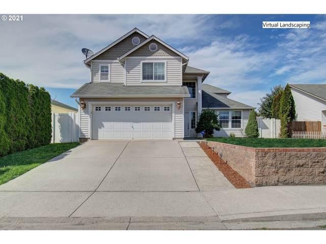 4702 NE 39TH St, Vancouver, WA 98661 (MLS #21008489) :: Real Tour Property Group