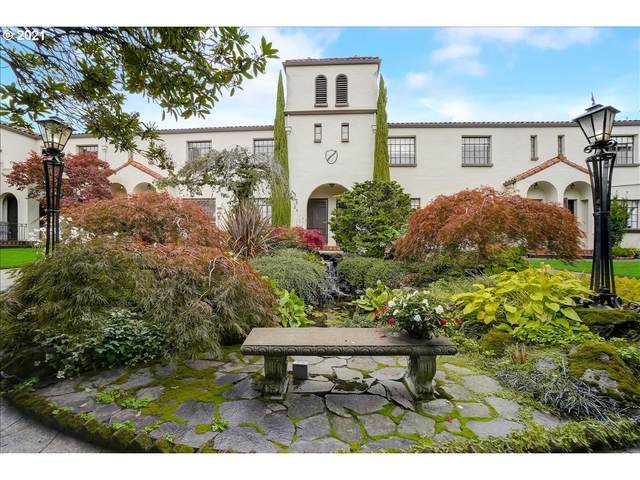 2325 NE Flanders St #4, Portland, OR 97232 (MLS #21011215) :: Next Home Realty Connection