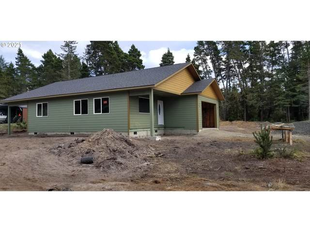 55503 Madrone Dr, Bandon, OR 97411 (MLS #21011692) :: Cano Real Estate
