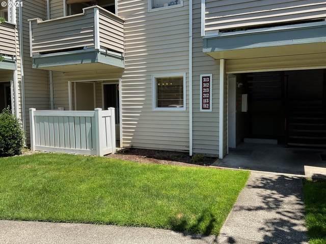 6048 SE Drake St #112, Hillsboro, OR 97123 (MLS #21012282) :: Brantley Christianson Real Estate