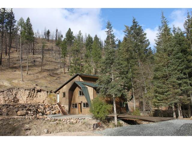 34644 Stices Gulch Rd, Baker City, OR 97814 (MLS #21015997) :: Premiere Property Group LLC