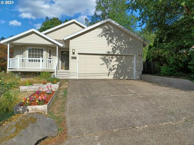 11502 SW 47th Ave, Portland, OR 97219 (MLS #21017124) :: The Liu Group
