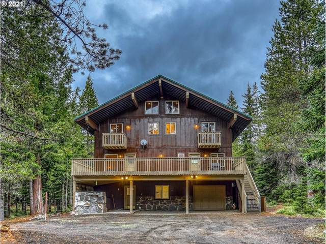 93605 E Finn Rd, Government Camp, OR 97028 (MLS #21017364) :: Song Real Estate