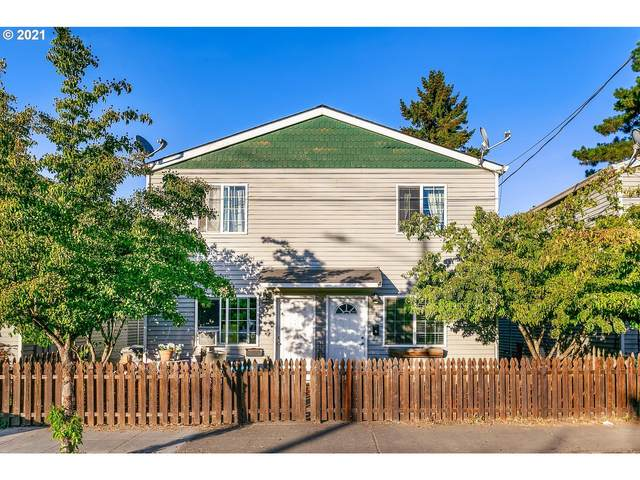 9837 N Lombard St, Portland, OR 97203 (MLS #21018925) :: Next Home Realty Connection