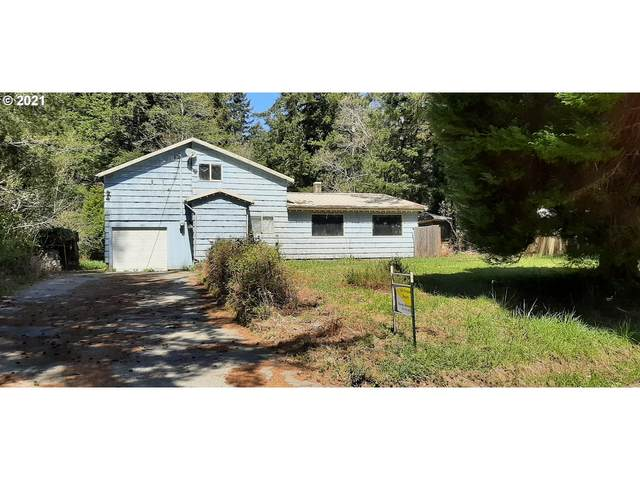 92723 Silver Butte Rd, Port Orford, OR 97465 (MLS #21020254) :: Premiere Property Group LLC