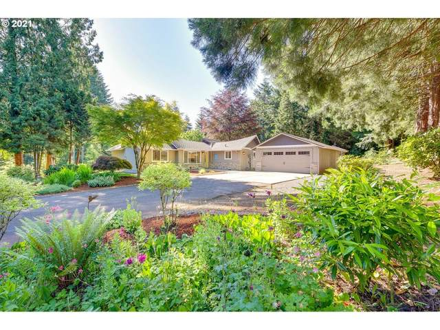 19270 SE Jacoby Rd, Sandy, OR 97055 (MLS #21021340) :: Premiere Property Group LLC