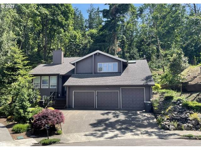 5022 Woodwinds Ct, West Linn, OR 97068 (MLS #21022605) :: The Liu Group