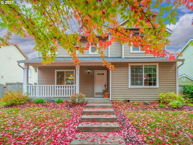 813 NW 15TH Ave, Battle Ground, WA 98604 (MLS #21026433) :: Reuben Bray Homes