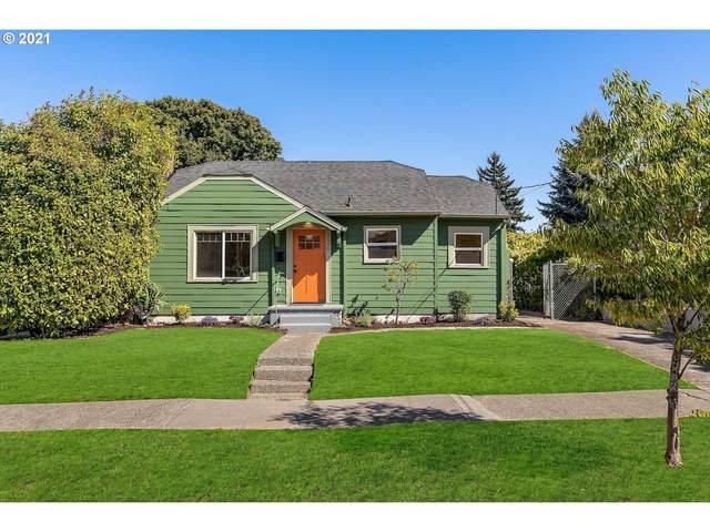 7406 N Fenwick Ave, Portland, OR 97217 (MLS #21027391) :: Windermere Crest Realty