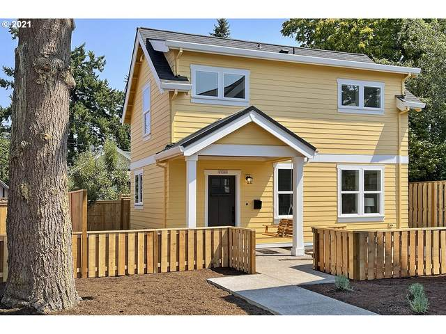 6526 SE 70TH Ave B, Portland, OR 97206 (MLS #21031814) :: Premiere Property Group LLC