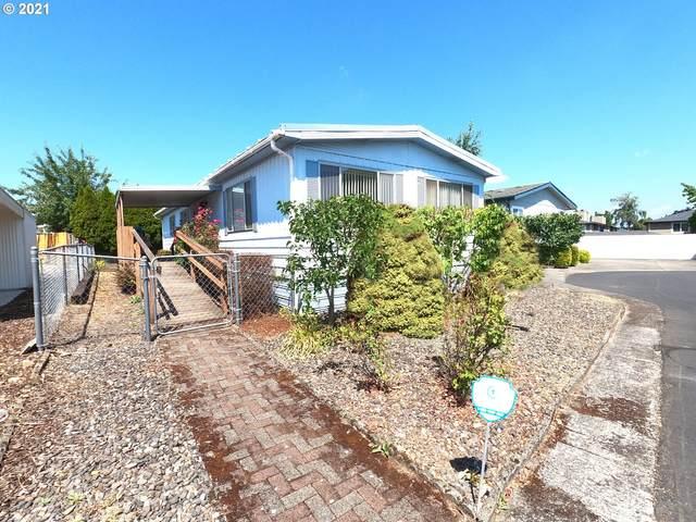 15509 SE Mill Plain Blvd #59, Vancouver, WA 98684 (MLS #21033167) :: Cano Real Estate