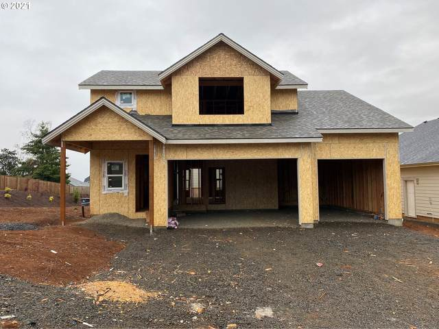 5682 Horizon View St SE #16, Salem, OR 97306 (MLS #21034455) :: Townsend Jarvis Group Real Estate