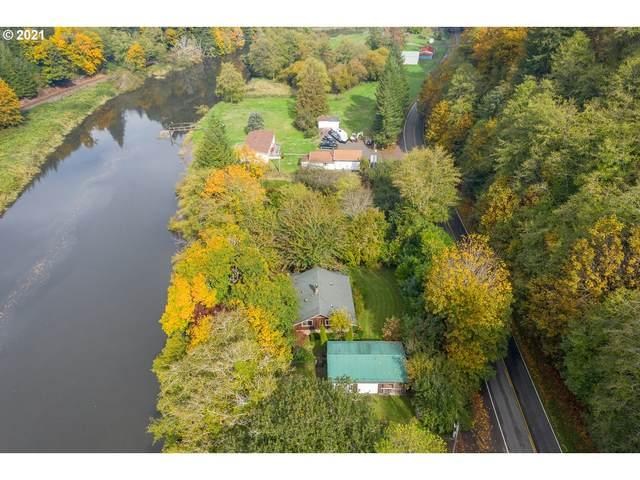 7851 Elk City Rd, Toledo, OR 97391 (MLS #21034941) :: Townsend Jarvis Group Real Estate