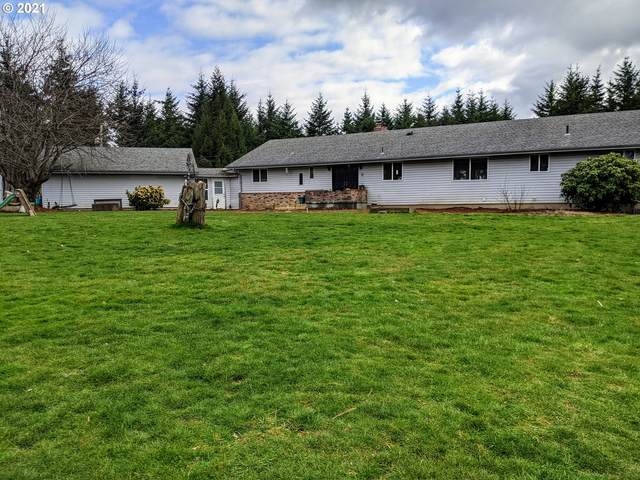24255 NW Hansen Rd, North Plains, OR 97133 (MLS #21035357) :: Next Home Realty Connection