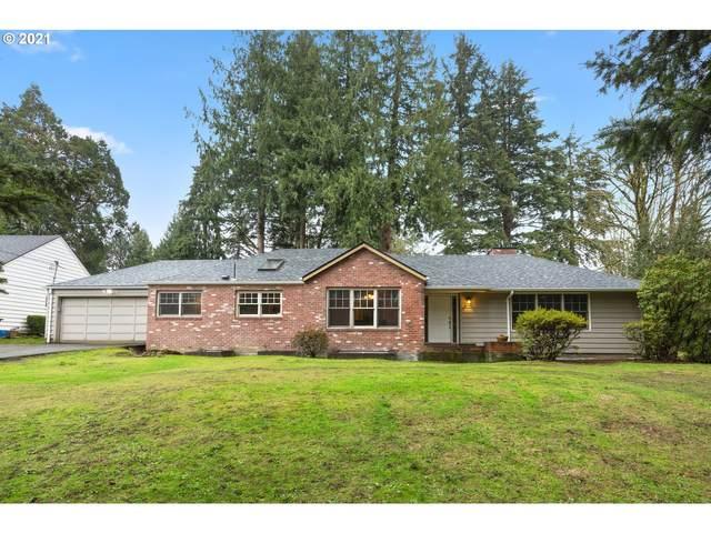 8180 SW Birchwood Rd, Portland, OR 97225 (MLS #21036993) :: The Galand Haas Real Estate Team
