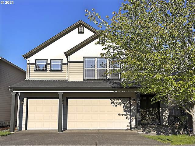 5053 NW Bannister Dr, Portland, OR 97229 (MLS #21037575) :: Fox Real Estate Group
