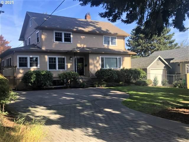 1735 SE Nehalem St, Portland, OR 97202 (MLS #21039743) :: The Haas Real Estate Team