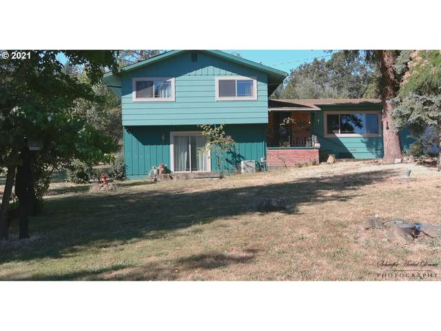 228 Booth Ranch Rd, Myrtle Creek, OR 97457 (MLS #21040830) :: Fox Real Estate Group