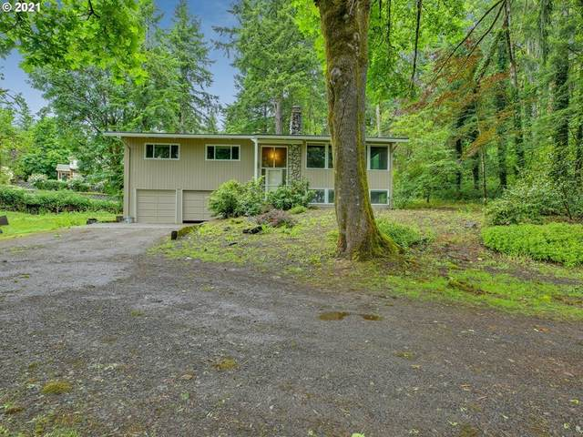 10375 SE Tower Dr, Damascus, OR 97089 (MLS #21043743) :: Beach Loop Realty