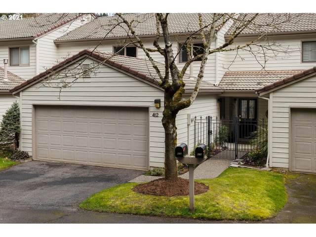 412 SW 70TH Ter, Portland, OR 97225 (MLS #21045290) :: The Haas Real Estate Team