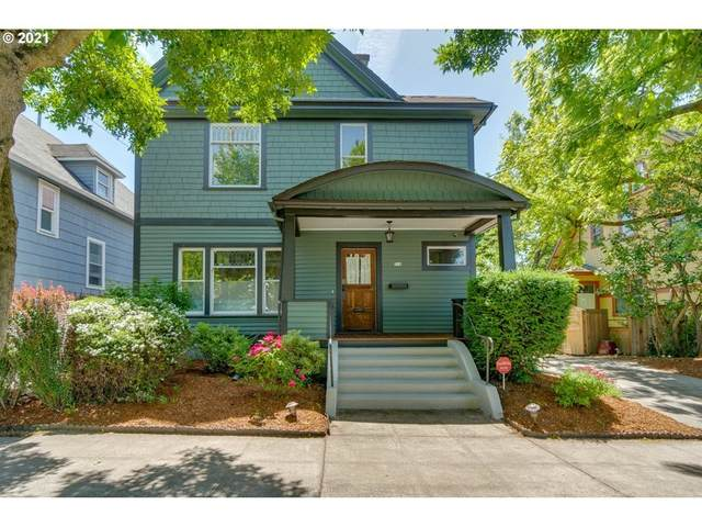 516 NE Morris St, Portland, OR 97212 (MLS #21046820) :: Next Home Realty Connection