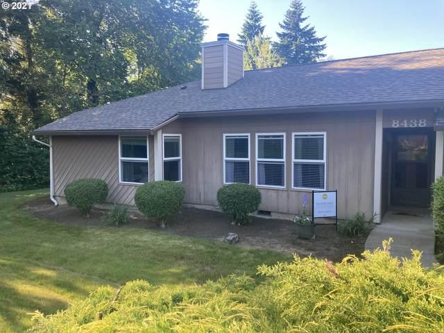 8438 SW Mohawk St, Tualatin, OR 97062 (MLS #21048143) :: Keller Williams Portland Central
