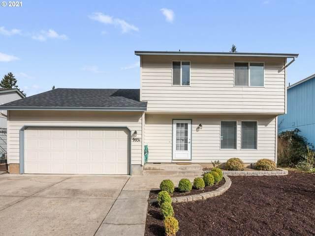 9931 SE Hult St, Portland, OR 97266 (MLS #21048938) :: Premiere Property Group LLC