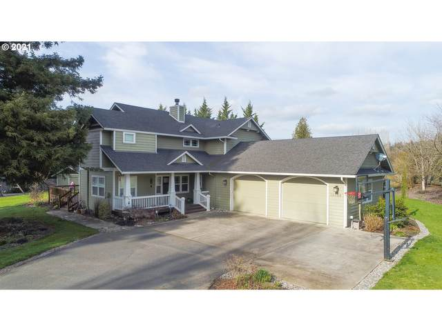 16508 NE 182ND Ave, Brush Prairie, WA 98606 (MLS #21051737) :: Coho Realty