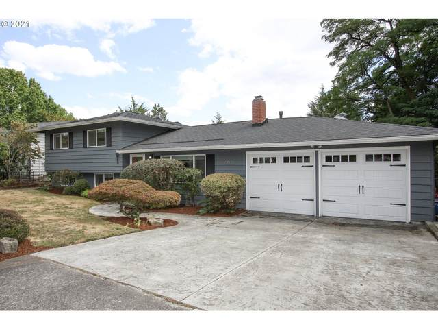 12020 SW Summer Crest Dr, Tigard, OR 97223 (MLS #21054174) :: Beach Loop Realty