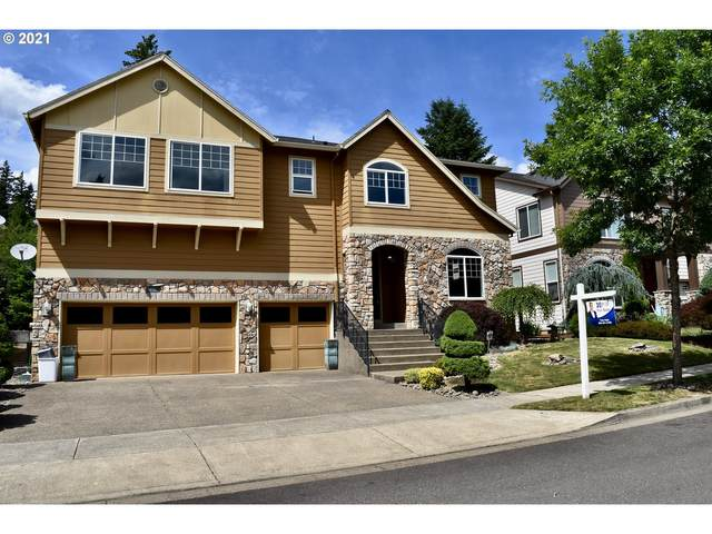 14523 SE Vista Heights St, Happy Valley, OR 97086 (MLS #21056910) :: Tim Shannon Realty, Inc.