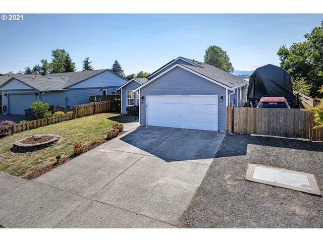 911 N Kutch St, Carlton, OR 97111 (MLS #21060342) :: Holdhusen Real Estate Group