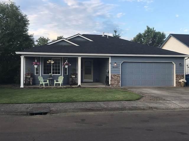 16401 NE 78TH Way, Vancouver, WA 98682 (MLS #21061246) :: Reuben Bray Homes