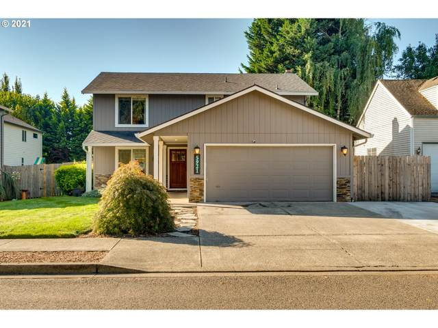 5921 NE 99TH St, Vancouver, WA 98665 (MLS #21066015) :: Fox Real Estate Group