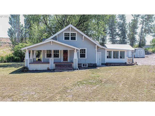 63439 Dufur Gap Rd, Dufur, OR 97021 (MLS #21072357) :: McKillion Real Estate Group