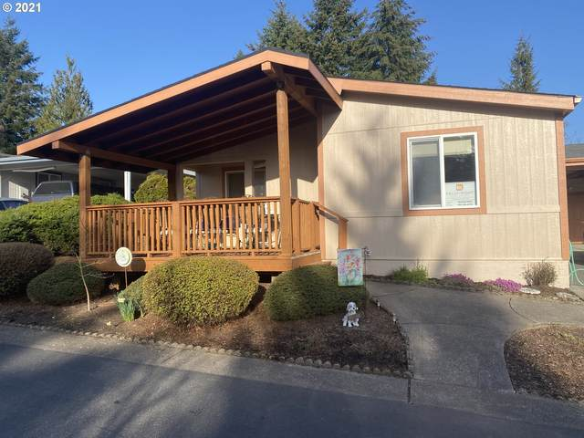 5701 NE St Johns Rd #71, Vancouver, WA 98661 (MLS #21080790) :: RE/MAX Integrity
