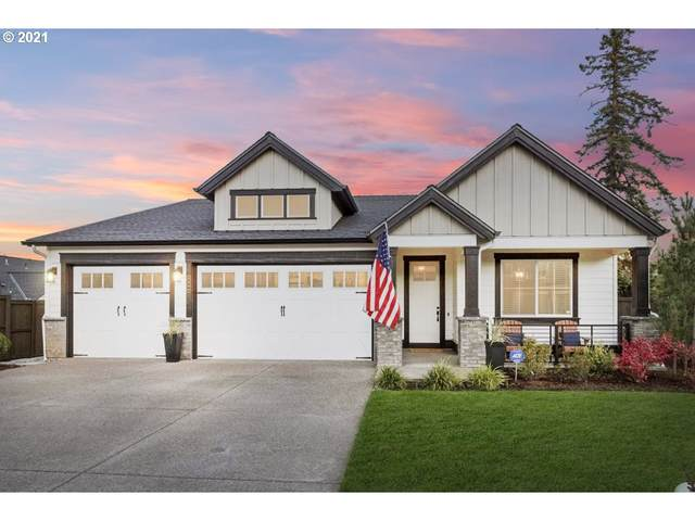 1444 NW Redwood Ct, Camas, WA 98607 (MLS #21081194) :: Fox Real Estate Group
