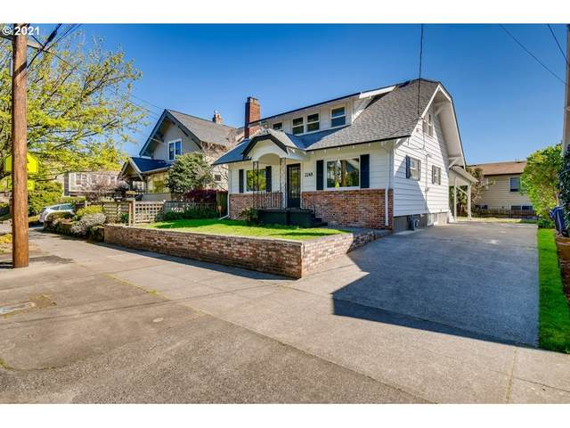 2248 NE Everett St, Portland, OR 97232 (MLS #21089719) :: Next Home Realty Connection
