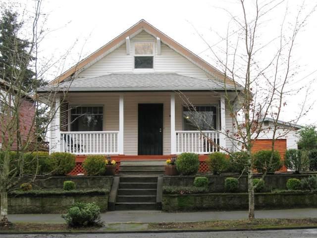 9317 N Ivanhoe St, Portland, OR 97203 (MLS #21090249) :: Stellar Realty Northwest