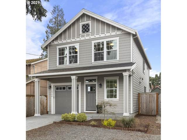 6920 SE Lamphier St, Milwaukie, OR 97222 (MLS #21092845) :: Fox Real Estate Group