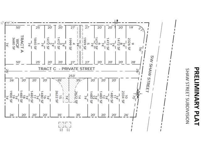 18770 SW Shaw St, Beaverton, OR 97078 (MLS #21093123) :: Holdhusen Real Estate Group