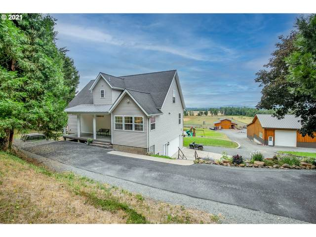 83725 S Morningstar Rd, Creswell, OR 97426 (MLS #21095031) :: Song Real Estate