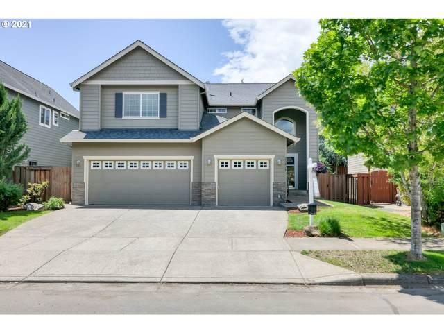 23819 SW Sanders Ter, Sherwood, OR 97140 (MLS #21095730) :: Fox Real Estate Group
