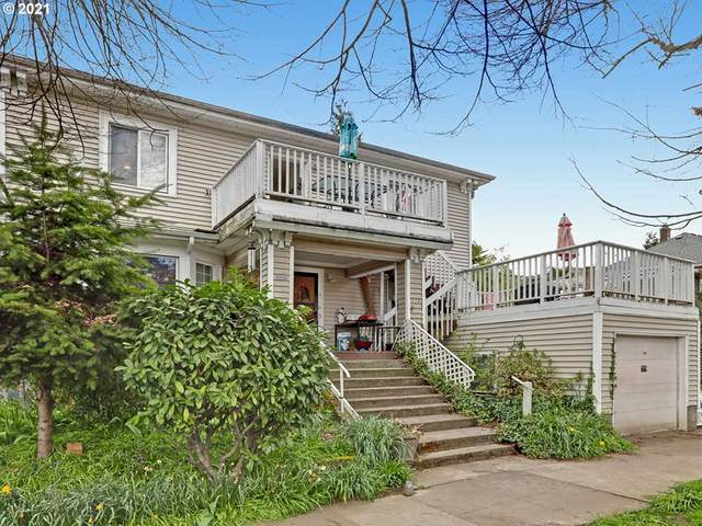 215 NE 29TH Ave, Portland, OR 97232 (MLS #21096031) :: The Pacific Group