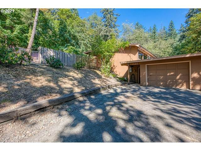 1620 Sylvan St, Eugene, OR 97403 (MLS #21097034) :: Lux Properties