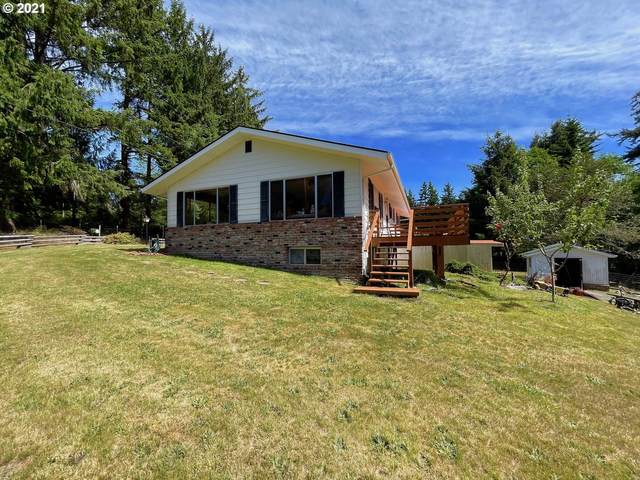 93502 Kelso Ln, North Bend, OR 97459 (MLS #21099165) :: Fox Real Estate Group