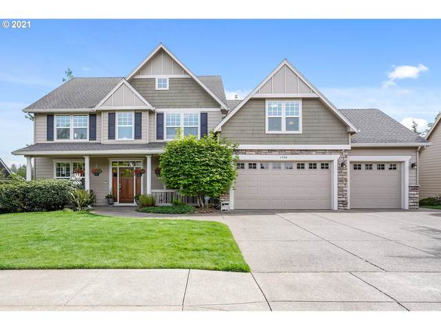 1726 NW Olympia Ave, Salem, OR 97304 (MLS #21100991) :: Tim Shannon Realty, Inc.