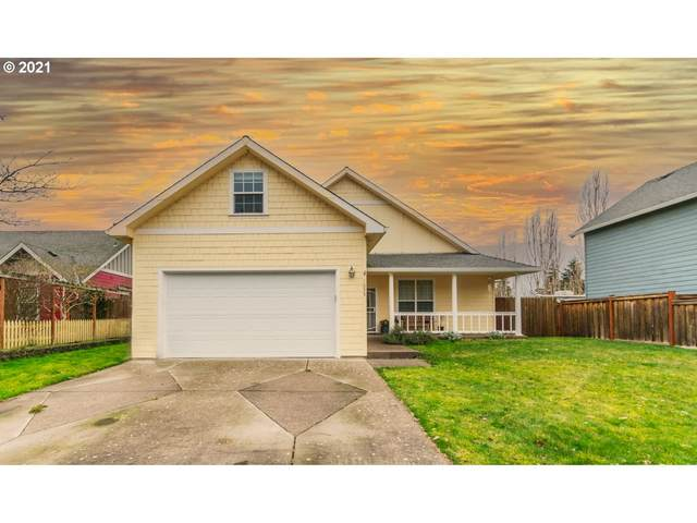 1055 Filbert St, Brownsville, OR 97327 (MLS #21101910) :: Stellar Realty Northwest