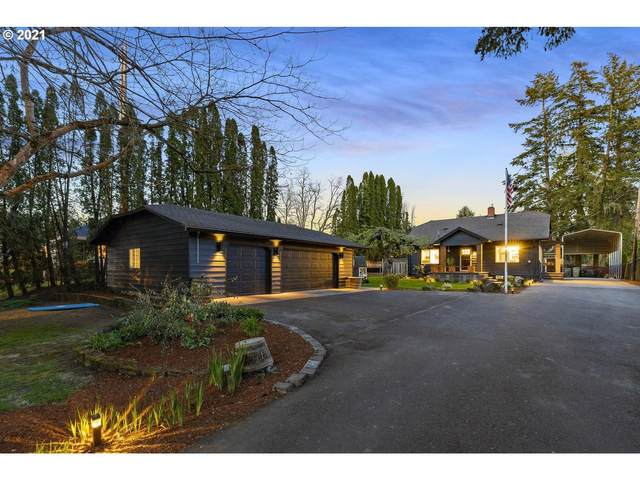 3450 SW 110TH Ave, Beaverton, OR 97005 (MLS #21103120) :: Next Home Realty Connection