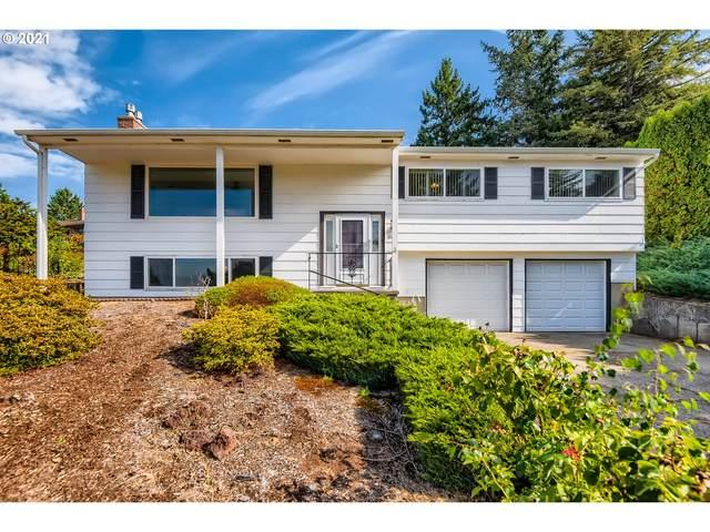 9341 SE Sun Crest Dr, Happy Valley, OR 97086 (MLS #21108827) :: Holdhusen Real Estate Group
